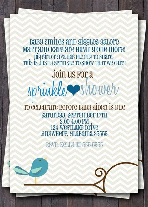Do You A Baby Shower For The Second Baby by Best 25 Second Baby Showers Ideas On