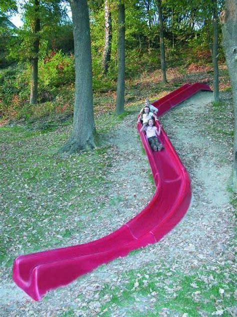 backyard slide best 25 landscaping a hill ideas on pinterest sloped