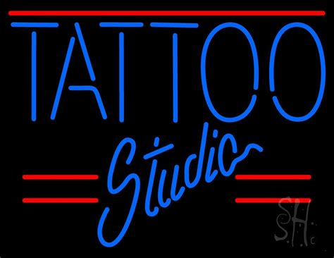 neon tattoo studio neon sign neon signs every thing neon