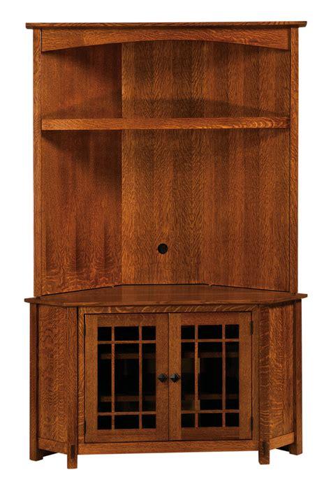 corner tv armoire for flat screens mccoy flat screen corner tv cabinet 504 mccnrtv 108