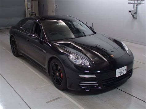 Buy Porsche Panamera by Buy Import Porsche Panamera 2014 To Kenya From Japan Auction
