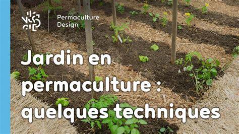 Video D Un Jardin Potager En Permaculture