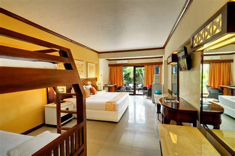 Family Room   Bali Garden Beach Resort, a Hotel Accommodation in Kuta