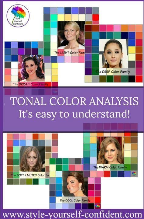 color analysis tonal color analysis