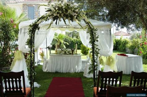 Wedding Garden by Garden Wedding Oludeniz Weddings