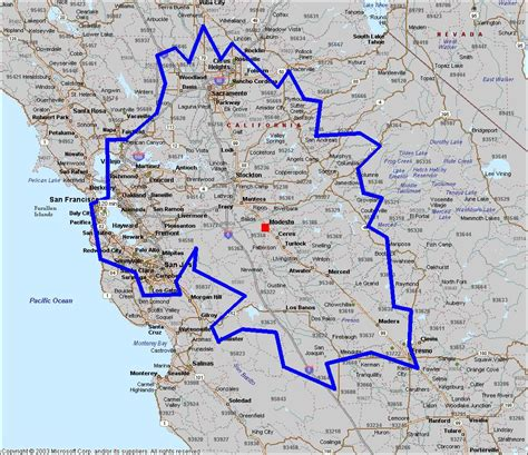 california map modesto modesto ca pictures posters news and on your