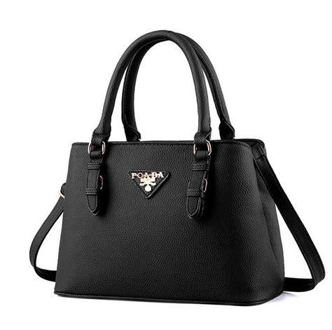 Fashion Bag Black 21134 s fashion designer handbags 2016 brand ladys ol commute shoulder bags style boston