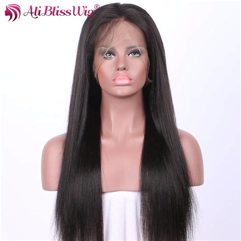 aliexpress wigs 360 aliexpress com buy bliss wig straight 360 lace front