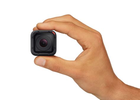 Gopro 4 Di Sinar Photo nuova gopro hero4 session arriva la gopro pi 249 piccola e leggera di sempre macitynet it