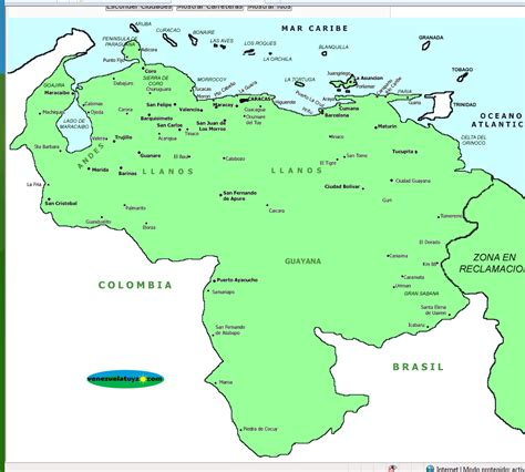 imagenes de venezuela en el mapa related keywords suggestions for mapa venezuela
