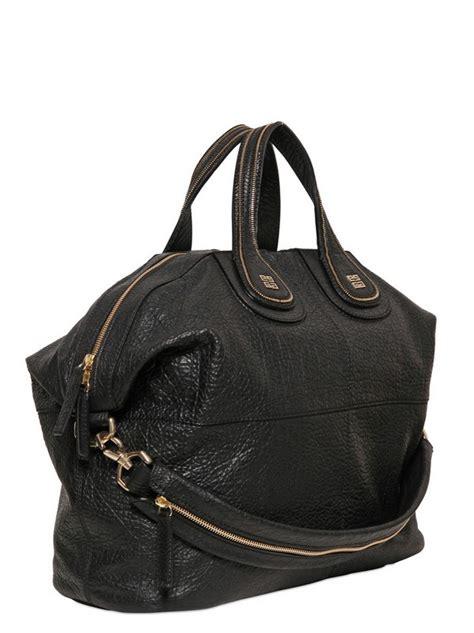 Givenchy Nightingale Bag Smooth Hardware Gold 10145 givenchy large nightingale textured leather bag in black