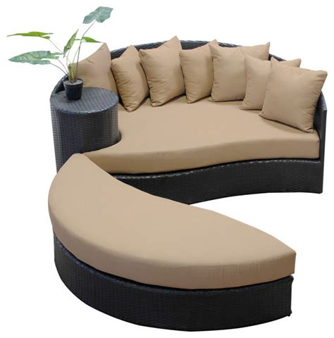 outdoor round couch popular round outdoor bed buy cheap round outdoor bed lots