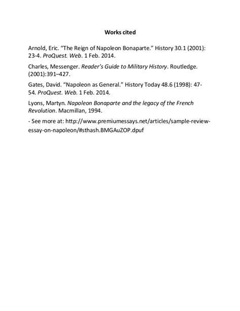 napoleon bonaparte biography essay essays on napoleon bonaparte writefiction581 web fc2 com