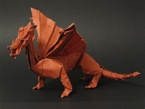 Origami Mythical Creatures - origami library iii
