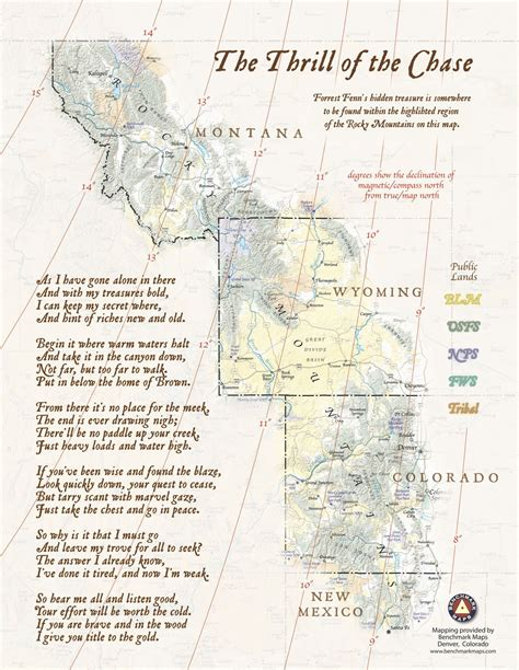 forrest fenn treasure map seeking adventure and gold this poem and outdoors wbur news