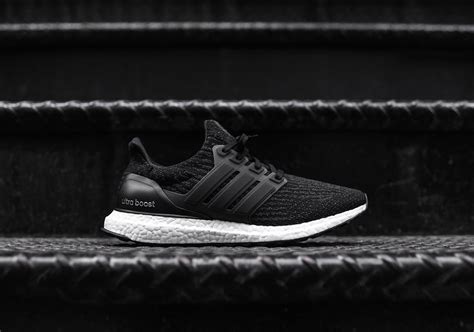 Sepatu Adidas Ultra Boost 3 0 Oreo Black White Original adidas ultra boost 3 0 oreo zebra black white ultraboost size 9 5 us