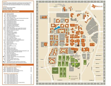 university of texas at dallas map ut dallas cus map maplets