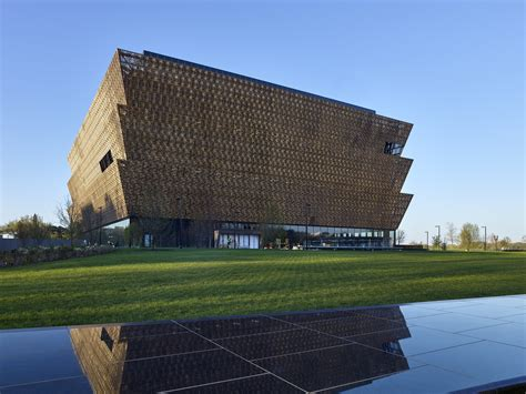 Exterior Home Design Books by National Museum Of African American History And Culture