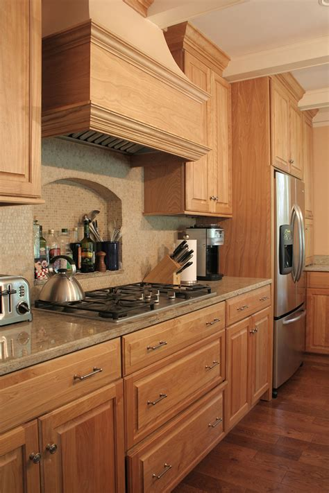 Oak Cabinets Kitchen | custom cabinetry project gallery plain fancy cabinetry