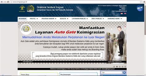 cara membuat sim online palembang armin dermagani cara membuat paspor online di imigrasi