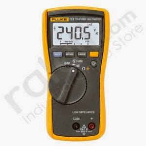 Multimeter Digital Murah harga avometer digital fluke murah agen fluke indonesia