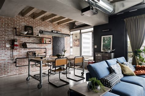 apartment urban design a stylish urban apartment interior design styles roohome