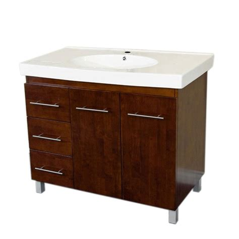 Beaumont Vanity by Bellaterra Home Beaumont 39 6 In W X 18 9 In D Single