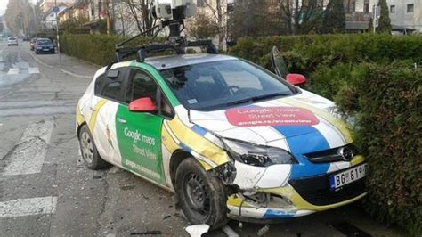 maps car maps view car crashes in serbia