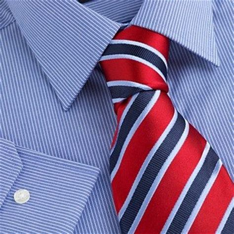 pattern shirt striped tie what colour ties can i wear with blue shirt and black suit