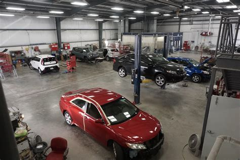 auto body shop  car repair preston auto group