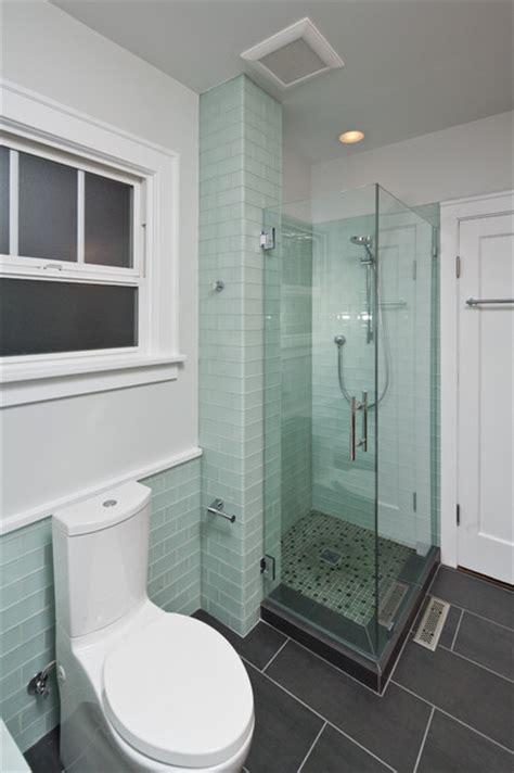 contemporary craftsman contemporary bathroom seattle