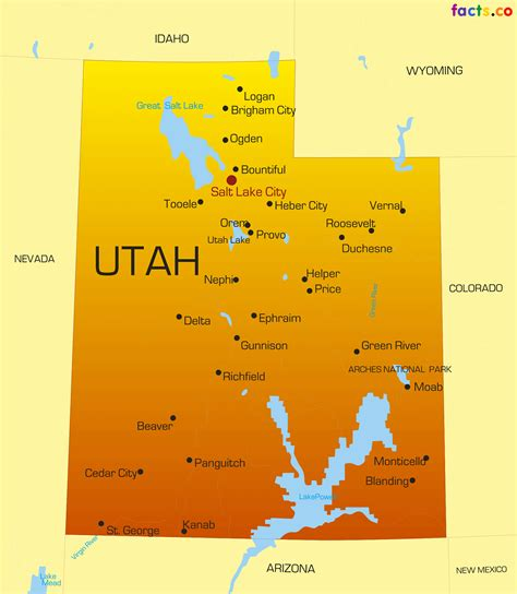 utah state wall map by globe turner utah state map map of utah ut state map map of utah