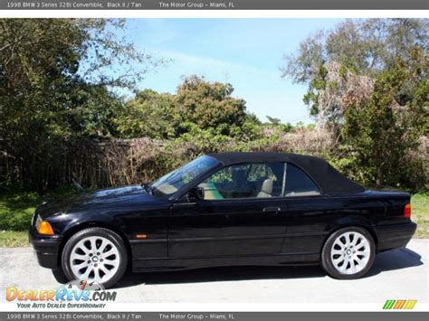 1998 Bmw 328i Convertible by 1998 Bmw 3 Series 328i Convertible Black Ii Photo 3