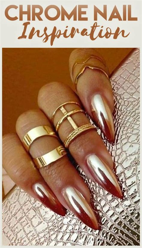 glamour nails ideas  pinterest prom nails