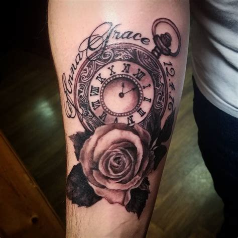 pocket watch designs for tattoos 125 timeless pocket ideas a classic and