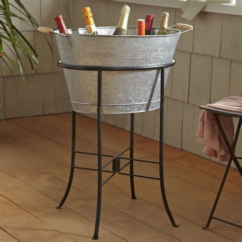 Living Room Drink Stand Cool Beverage With Stand Homesfeed