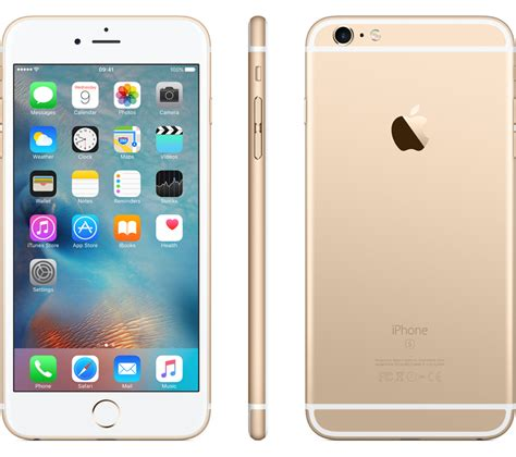 apple iphone 6s plus specs technopat database