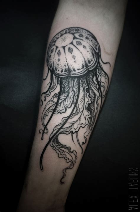 jellyfish tattoo design jellyfish idea