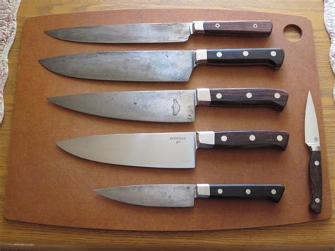 knives for kitchen use a beginner s guide to buying custom kitchen knives gizmodo australia
