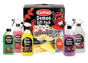 Mighty Oak Air Freshener New Car Carplan Gift Pack For Car Valeting With Mighty Oak