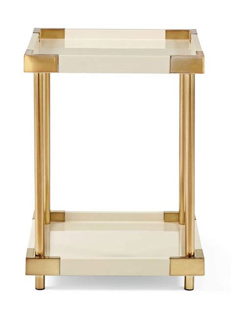 gold living room table 34 best white and gold coffee tables images on pinterest