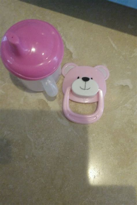 baby alive pacifier baby alive snackin with pacifier and