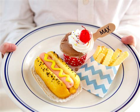 how to make treats how to make mini diner treats cakejournal