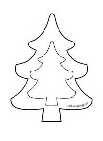 25 einzigartige weihnachtsbaum vorlage ideen auf