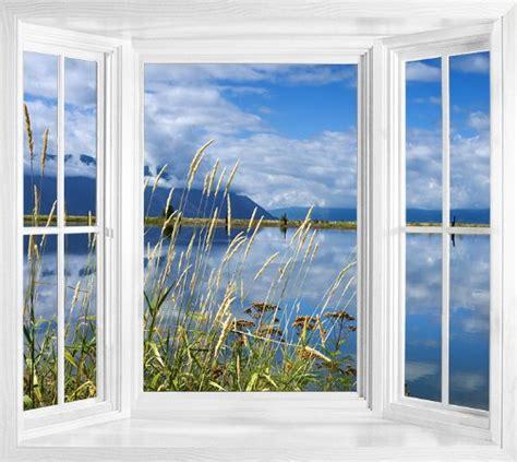 Fototapete Fenster Garten by Fototapete Fenster Garten Hrbayt