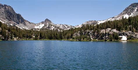 lake mammoth skelton lake fishing mammoth lakes