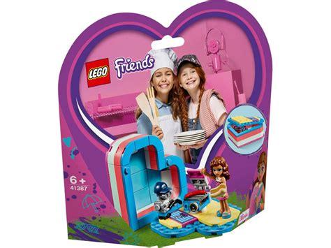 lego friends sommer  neue herzboxen zeigen sich