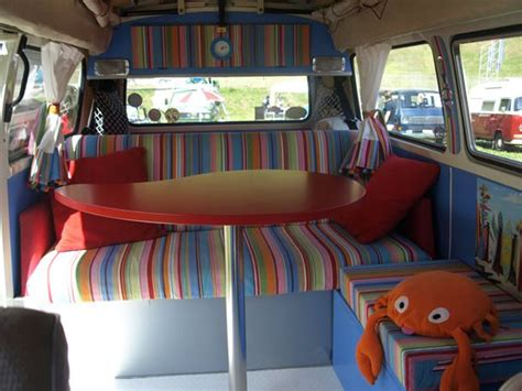 vw cervan upholstery 17 images about cool rv cer interiors on pinterest