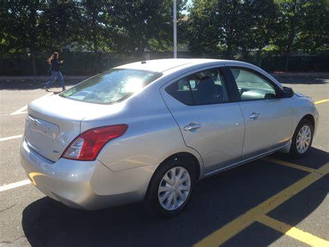 used nissan versa used 2012 nissan versa sedan 5 490 00