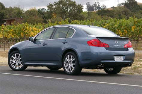 new cars design infiniti g37 sedan features